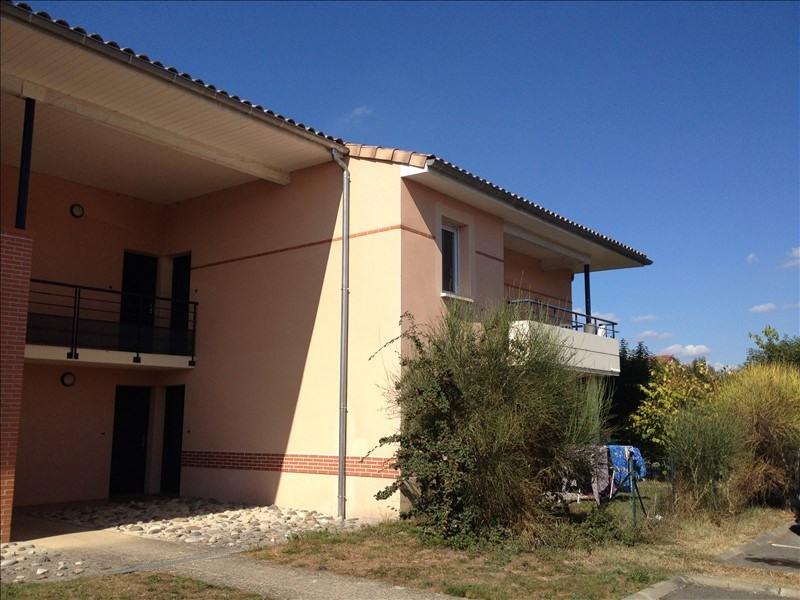 Location appartement Lherm 491€ CC - Photo 1