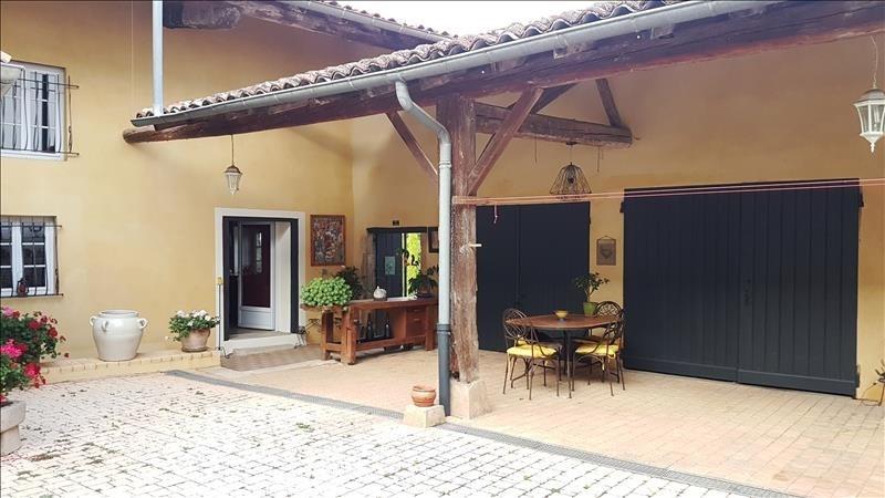 Vente maison / villa Arnas 429000€ - Photo 14