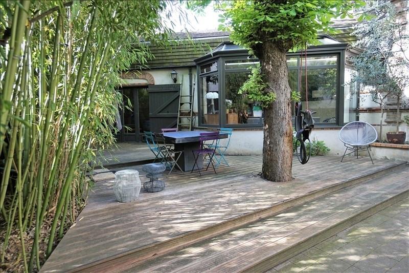 Deluxe sale house / villa La garenne colombes 1270000€ - Picture 2