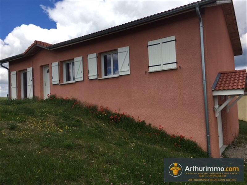 Sale house / villa Bourgoin jallieu 255 000€ - Picture 1