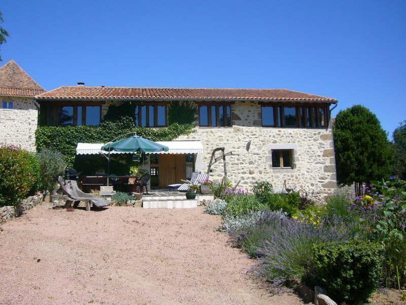 Vente maison / villa Le bourdeix 450500€ - Photo 1