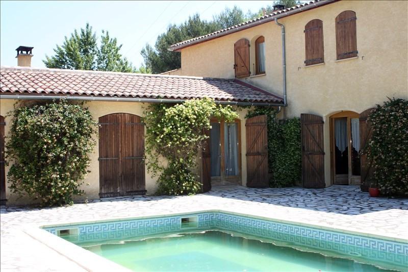 Sale house / villa Soubes 370000€ - Picture 2