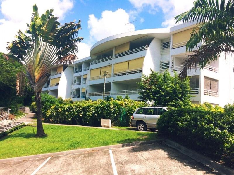 Vente appartement Schoelcher 125000€ - Photo 1