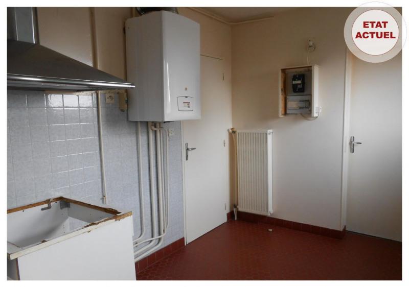 Sale apartment Colomiers 100000€ - Picture 10