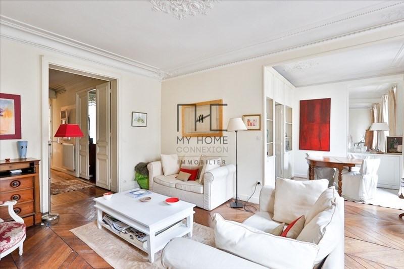 Vente de prestige appartement Paris 8ème 925000€ - Photo 6