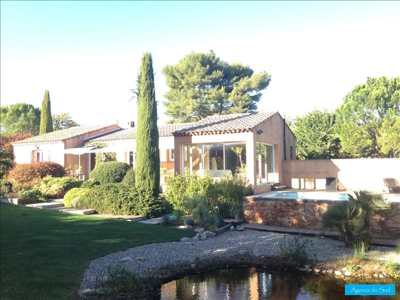 Vente maison / villa Peypin 530 000€ - Photo 1