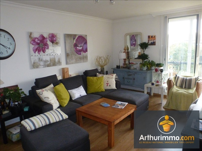 Sale apartment St brieuc 99075€ - Picture 1