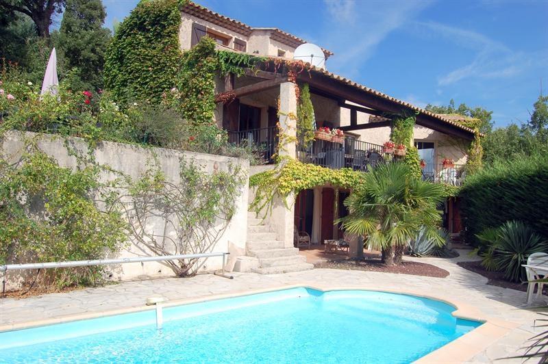 Vente de prestige maison / villa Les adrets-de-l'estérel 740000€ - Photo 1