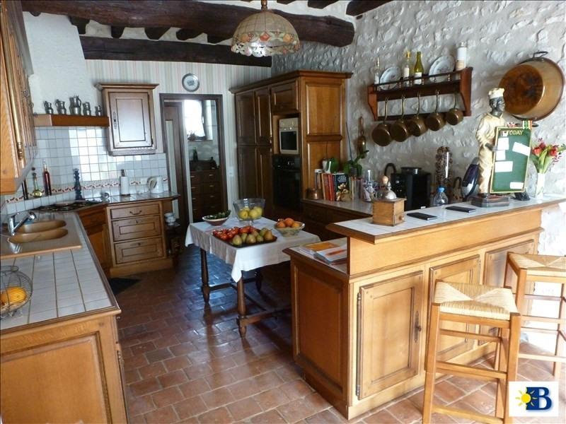 Vente maison / villa Chaumussay 315000€ - Photo 4