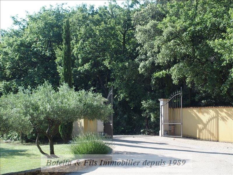 Deluxe sale house / villa Uzes 789500€ - Picture 13