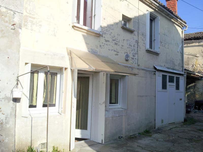 Location maison / villa Gond pontouvre 329€ CC - Photo 1