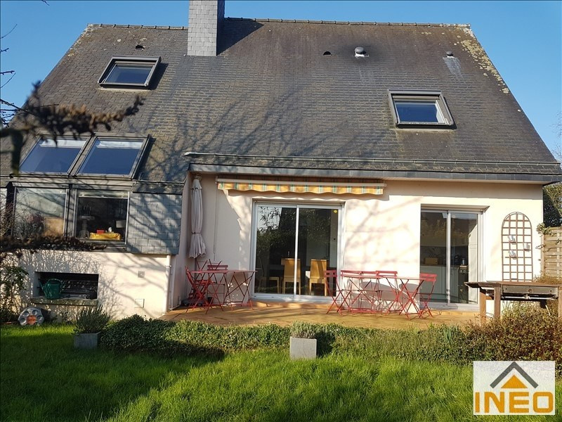 Vente maison / villa La chapelle des fougeretz 323 900€ - Photo 10