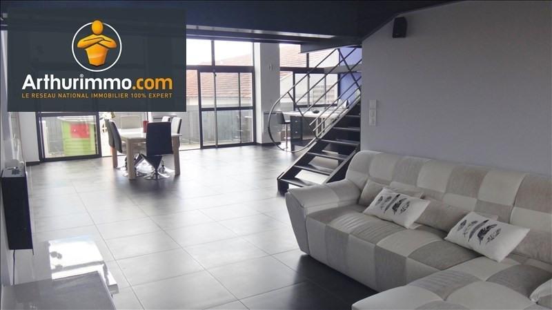 Sale loft/workshop/open plan Roanne 263000€ - Picture 4