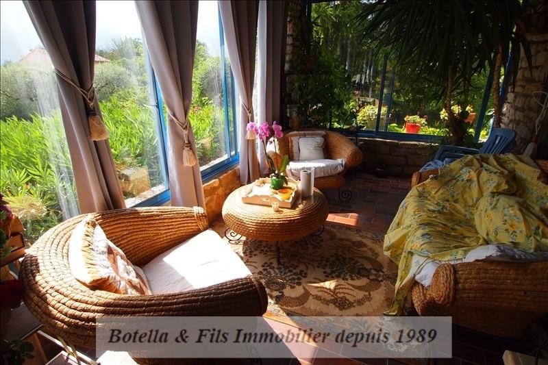 Sale house / villa Goudargues 422000€ - Picture 9