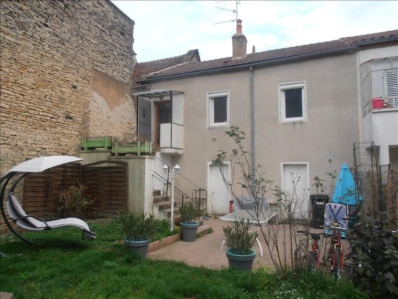 Vente maison / villa Sennecey le grand 105000€ - Photo 1