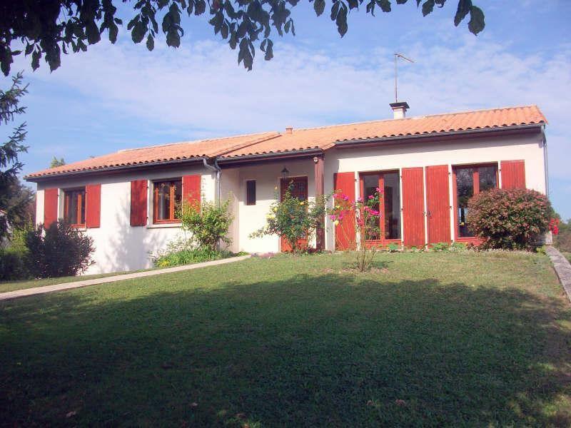 Vente maison / villa Aigre 185000€ - Photo 2
