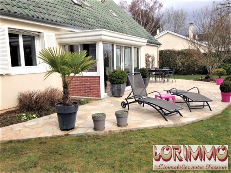Vente maison / villa Mennecy 479 000€ - Photo 1