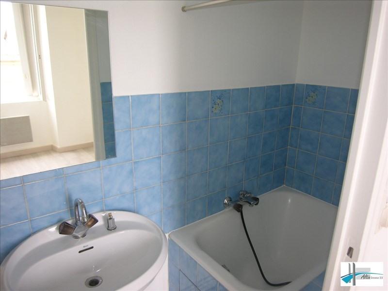 Rental apartment Bordeaux 432€ CC - Picture 4