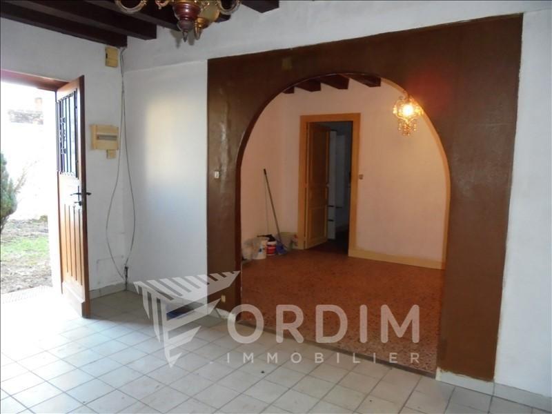 Vente maison / villa Faverelles 35000€ - Photo 10