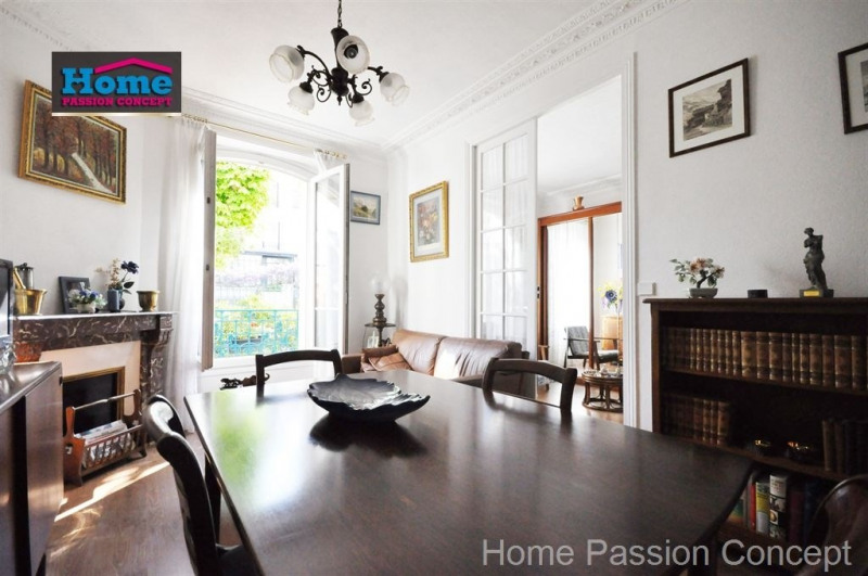 Sale apartment Colombes 265000€ - Picture 2