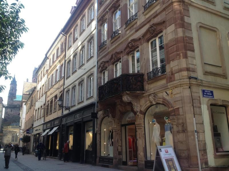 Vermietung wohnung Strasbourg 595€ CC - Fotografie 1