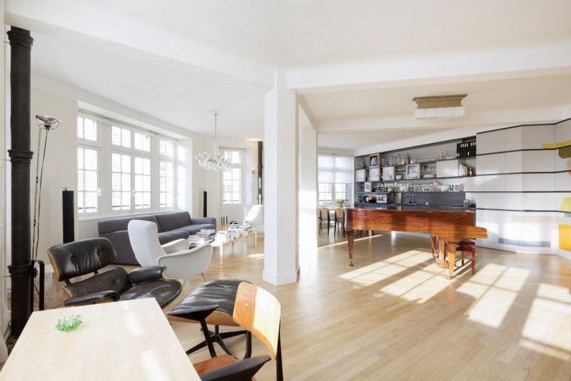 Verkauf von luxusobjekt wohnung Paris 3ème 2200000€ - Fotografie 3