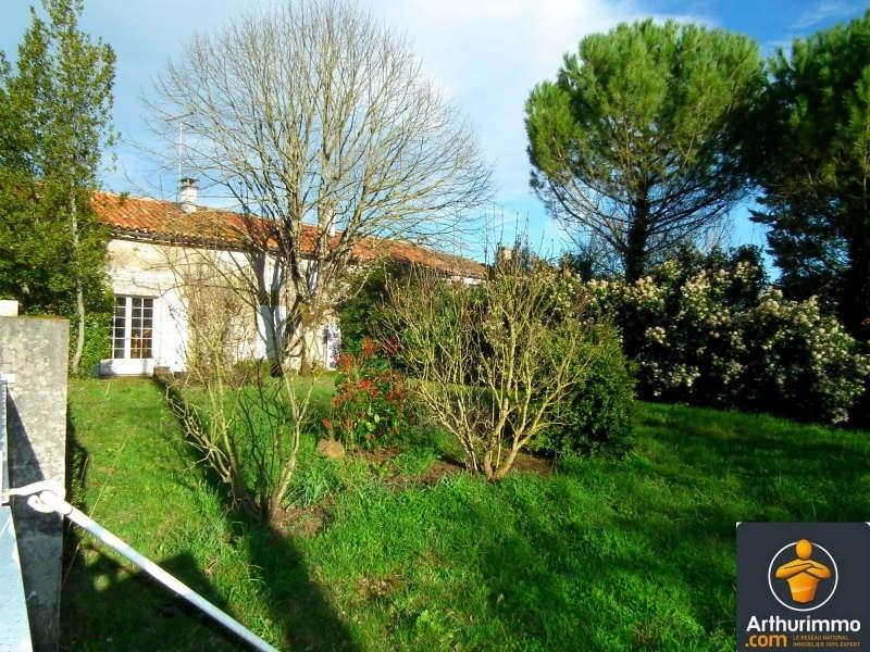 Sale house / villa Matha 108000€ - Picture 9