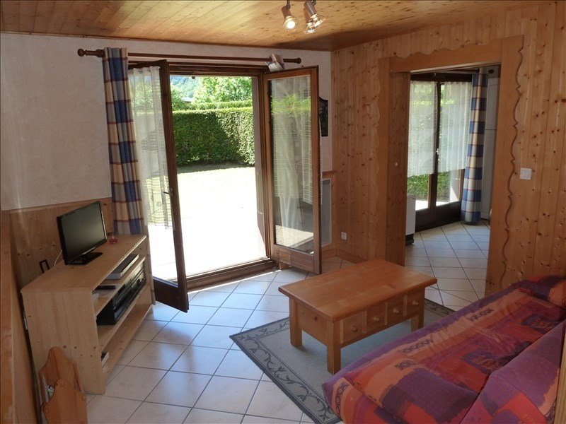 Sale apartment Montriond 230 000€ - Picture 1