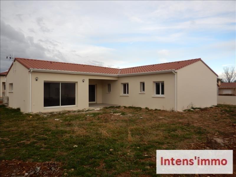Sale house / villa Chateauneuf sur isere 295000€ - Picture 1