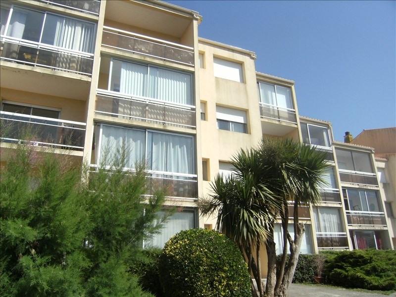 Sale apartment Les sables d olonne 117000€ - Picture 1