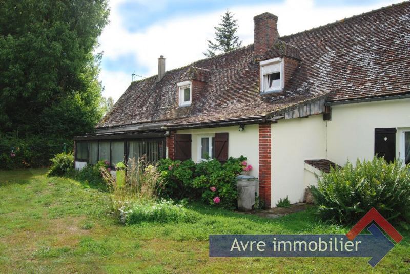 Vente maison / villa Verneuil d avre et d iton 211000€ - Photo 3