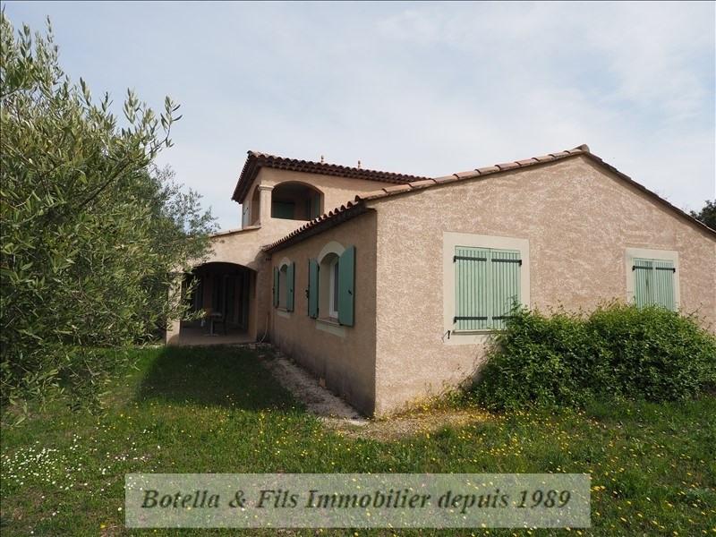 Venta  casa Barjac 308500€ - Fotografía 2