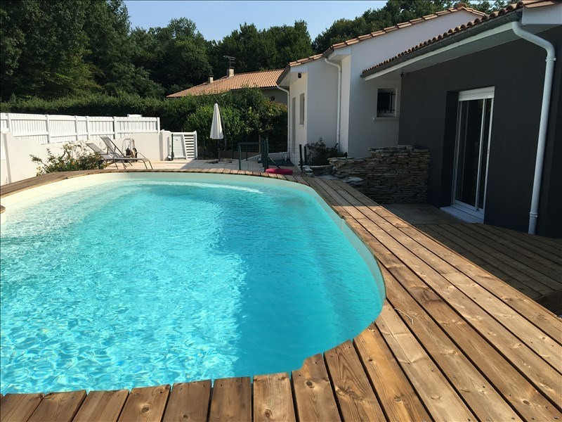Vente maison / villa Artigues pres bordeaux 393000€ - Photo 1