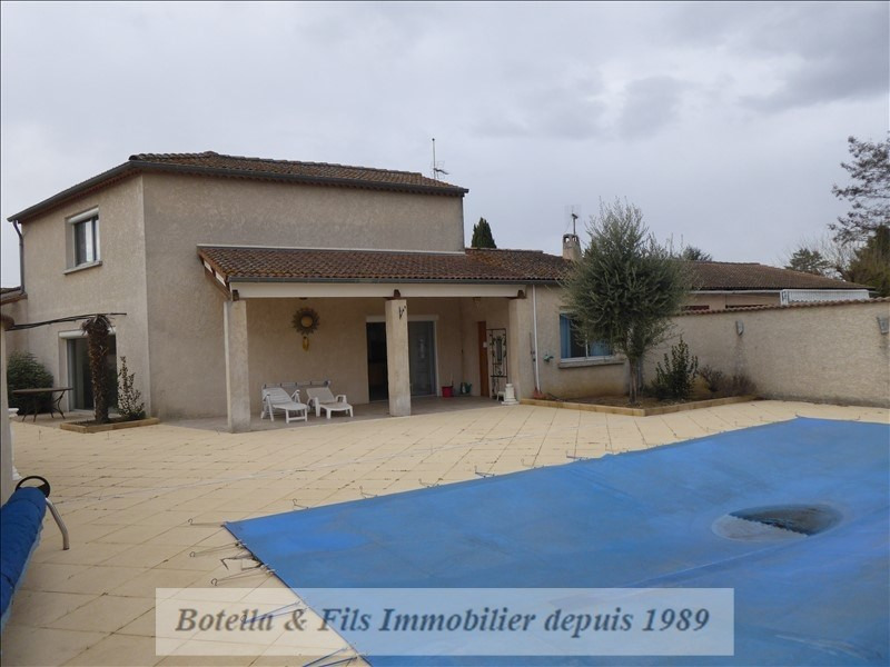 Sale house / villa Vallon pont d arc 309000€ - Picture 3