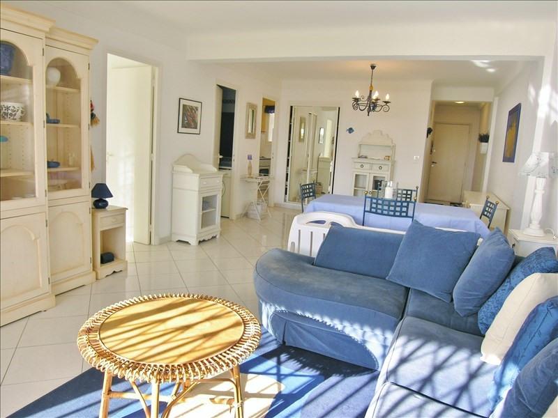 Vente appartement Le golfe juan 420000€ - Photo 3