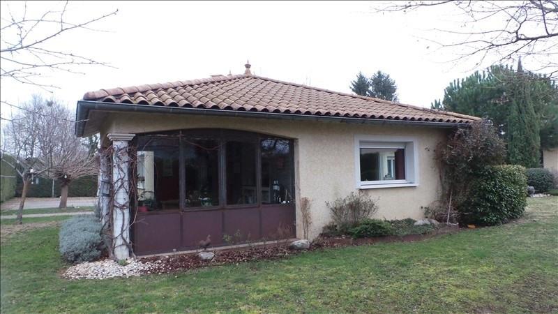 Vente maison / villa Meximieux 475000€ - Photo 3