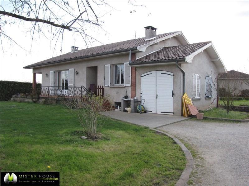 Vente maison / villa Albefeuille lagarde 139000€ - Photo 1