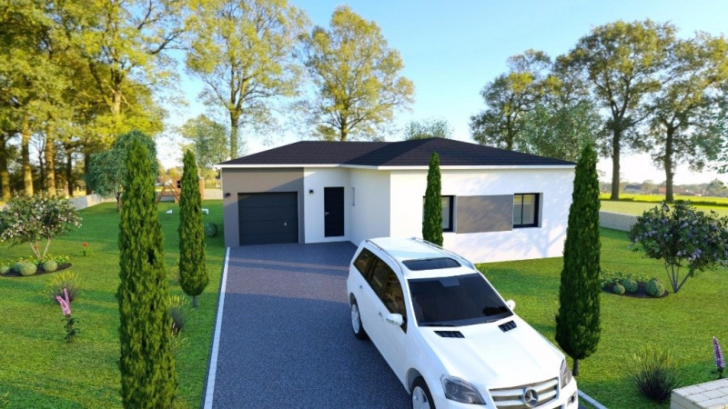 Maison  8 pièces + Terrain 700 m² Saint Pierre de Mons par MAISON CLEO