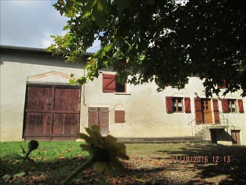 Sale house / villa Pont de vaux 185000€ - Picture 1
