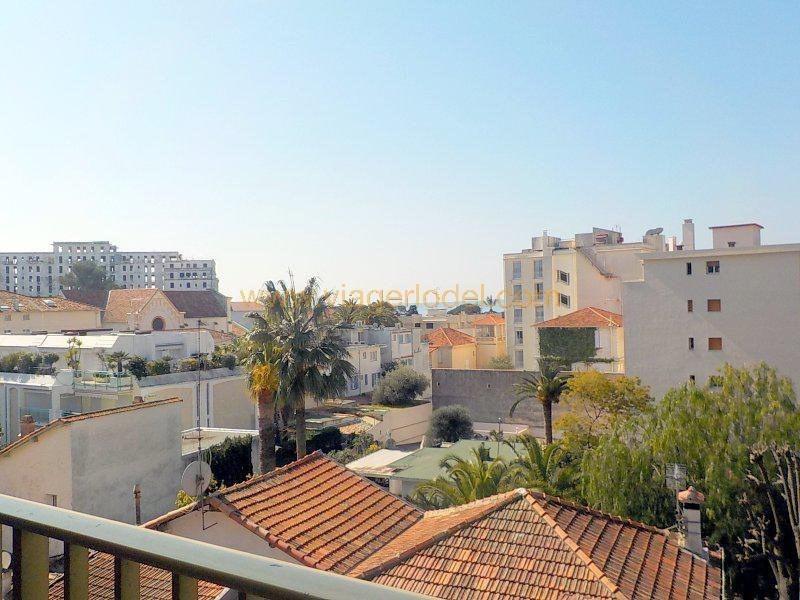 Verkoop  appartement Juan-les-pins 190000€ - Foto 7