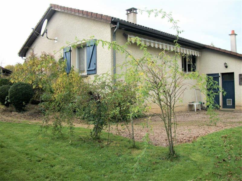 Vente maison / villa Jourgnac 157000€ - Photo 3
