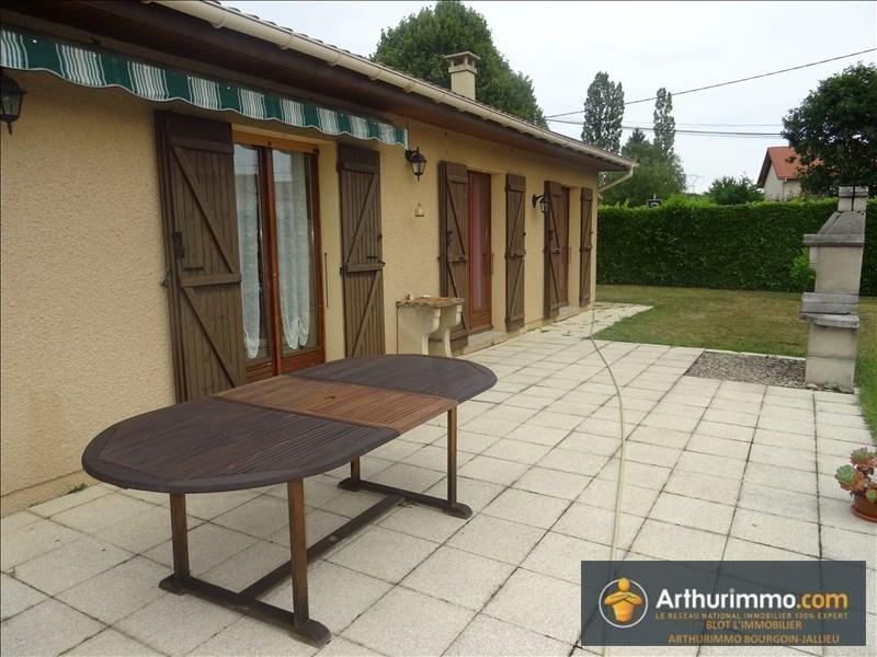 Sale house / villa Bourgoin jallieu 258000€ - Picture 4
