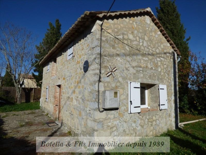 Venta  casa Lussan 151400€ - Fotografía 9