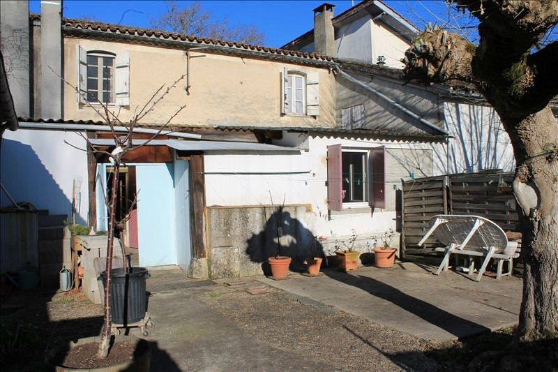 Vente maison / villa Villandraut 161000€ - Photo 1