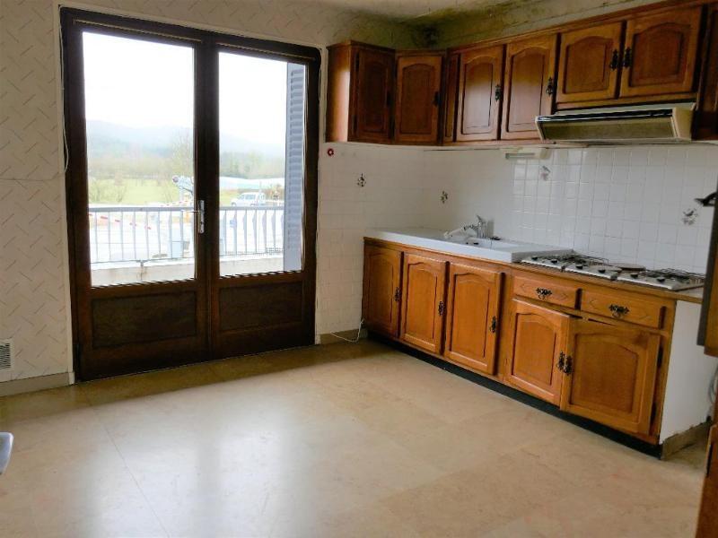 Vente maison / villa Nurieux 147000€ - Photo 2