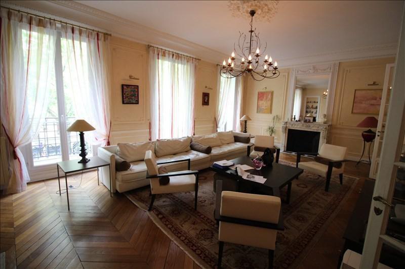 Rental apartment Paris 7ème 10000€ CC - Picture 2