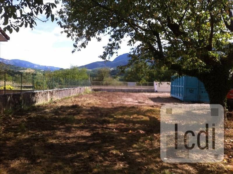 Vente terrain Saint-just-de-claix 73000€ - Photo 1