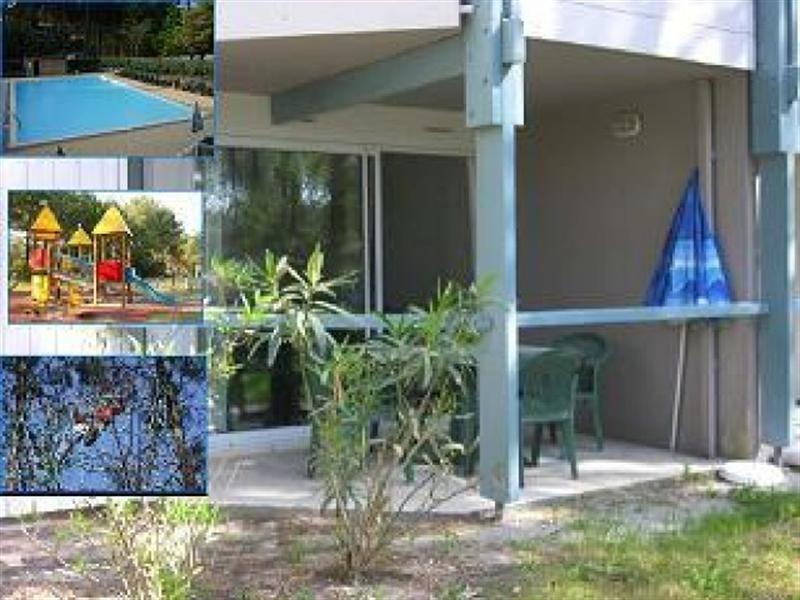 Alquiler vacaciones  apartamento Lacanau-ocean 285€ - Fotografía 1