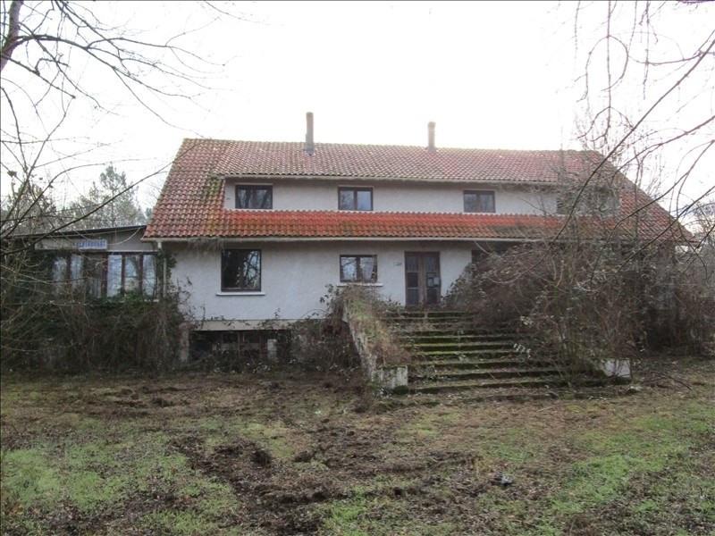 Vente maison / villa Menesplet 127000€ - Photo 1