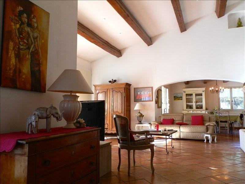 Vente de prestige maison / villa Lambesc 695000€ - Photo 3